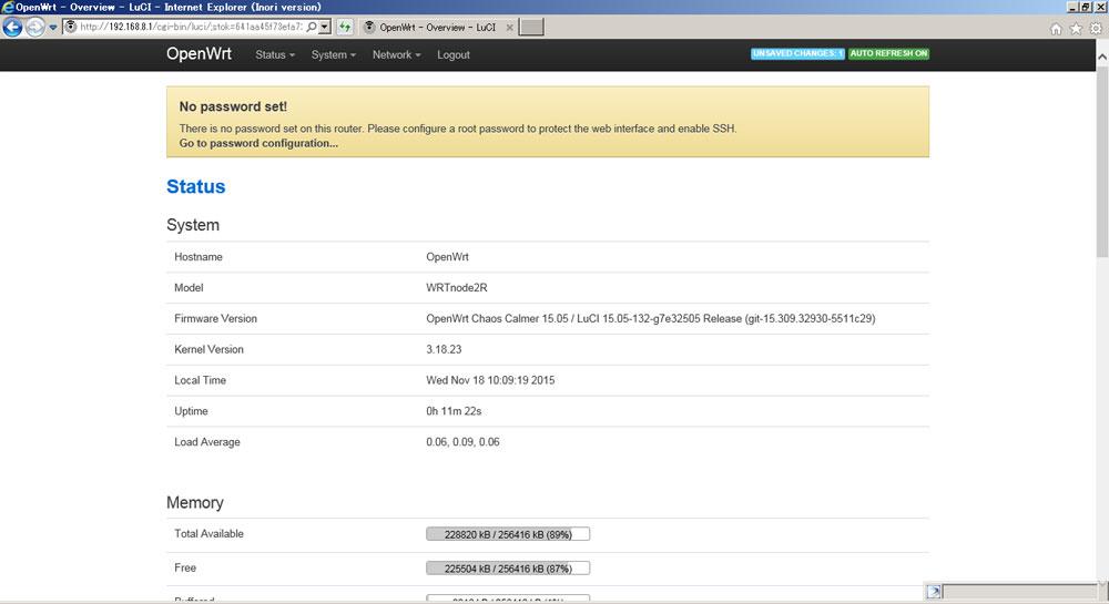 WRTnode 2Rは期待のramips板 - @SRCHACK ORG(えす・あーる・しー・はっく)